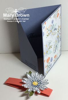 Happy Saturday everyone! It's that time again for another Create with Connie and Mary Design Team Saturday Blog Hop. This week our theme is tri-fold cards. I had a tough time figuring out …