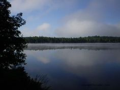 one of my favorite campgrounds Rollins pond fish Creek New York Adirondack park