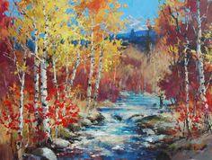 Brent Heighton-Canadian artist-fall-reflections.JPG