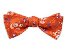 The Uppercue - Orange (JTF Bow Ties) | Ties, Bow Ties, and Pocket Squares | The Tie Bar