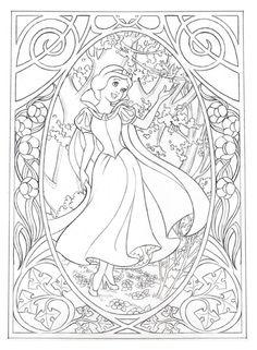 Um trecho clássico do mais clássico da Disney. Acesse: https://www.youtube.com/watch?v=xBONHcKcOv8 | #brancadeneve