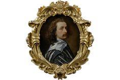 Self-portrait by Sir Anthony van Dyck, 1640-1 © National Portrait Gallery, London.