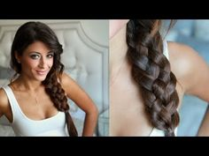 How to Do a Five-Strand Side Braid