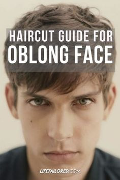 Your face shape can dictate your hairstyle, and if you have an oblong face shape, there are certain styles that look great and styles to avoid. Here are some of the Best Haircuts for Men with an Oblong Face. Oblong Face Haircuts, Face Shape Hairstyles Men, Guy Haircuts Long, Side Part Hairstyles, Cool Haircuts, Hairstyle Men, Funky Hairstyles, Formal Hairstyles, Wedding Hairstyles