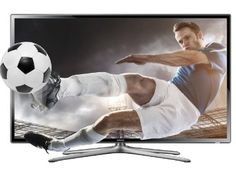 Amazing Instant Video Compatible TV, with Samsung 3d active you see more of pictures and less of the TV frame.