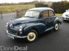Morris Minor 1,000 For Sale in Limerick : €2,500 - DoneDeal.ie
