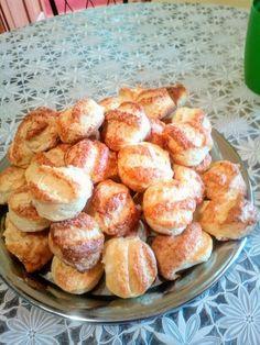 Hungarian Recipes, Pretzel Bites, Ham, Bread, Food, Bakken, Hams, Brot, Essen