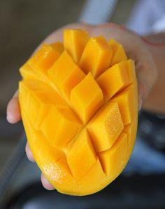 """Tropical Fruit Buffet. """"Mango"""""""