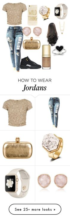 """Untitled #1"" by kingjerrie on Polyvore featuring Alice + Olivia, Sonix, Monica Vinader, NIKE, Alexander McQueen, Dolce&Gabbana and Kevin Jewelers"