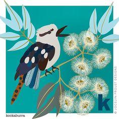 Australian Animals, Australian Flowers, Australian Plants, Bird Illustration, Illustrations, Botanical Illustration, Guache, Aboriginal Art, Textiles