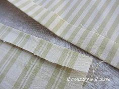 Il country e il mare: PORTA MOLLETTE CON TUTORIAL Tejidos, Feltro, Embroidery, Bread Baskets, La Perla Lingerie, Bags