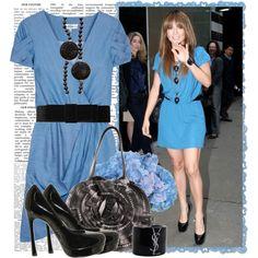 Jennifer Lopez style..., created by sara-jelena