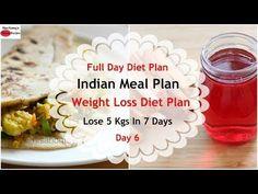 7 jours mince plan de repas gratuito