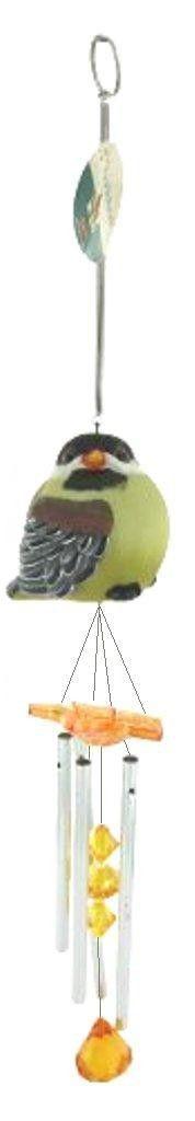 Audubon Birds Resin Chimes - Chickadee