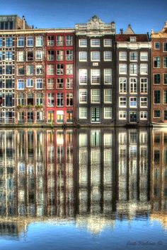"Amsterdam, Netherlands • ""Amsterdam HDR"" by Joel Rubino on http://500px.com/photo/11614709 Netherlands Photography I vores blog meget mere information http://storelatina.com/netherlands/travelling #NetherlandsFood #travelholland #photographytravel #foodNetherlands"