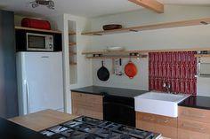 Liz Dunning Design & Woodwork: Berkeley Cottage Kitchen Remodel
