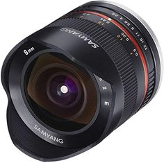 Samyang Series II Fisheye, Manual Focus Lens for Sony E Mount Distancia Focal, Ultra Wide Angle Lens, Thing 1, Chromatic Aberration, Sony E Mount, Samsung, Lens Flare, Focal Length, Fuji