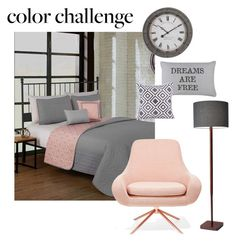 """""""Untitled #115"""" by mirrang ❤ liked on Polyvore featuring interior, interiors, interior design, home, home decor, interior decorating, Park B. Smith, Trina Turk, Softline and Uttermost"""