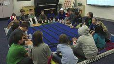 Fourth Grade Nutcracker Cup Game - Mrs. John's Class on Vimeo