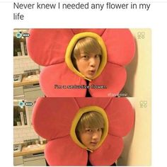 Where can I get this flower from?❤ ft. Flower Jin, BTS: House of Army