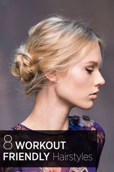More than just a workout hairstyles!