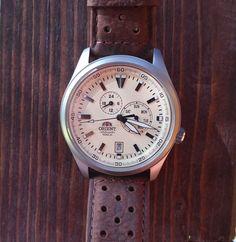 Orient Defender -- Какие часы носим сегодня, 45-я серия. - Страница 19 - Часовой форум Watch.ru