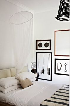 20 Beautiful Black & White Bedrooms | Apartment Therapy