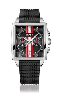 Cronografo 'H1005' con strisce colorate appariscenti, Assorted-Pre-Pack