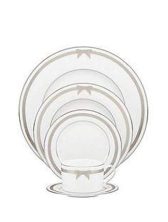 grace avenue 5 piece place setting by kate spade new york