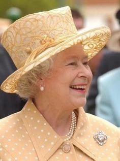The Queen will visit Bromley as part of her Diamond Jubilee tour Princess Elizabeth, Queen Elizabeth Ii, Princess Diana, Fascinator, God Save The Queen, Prinz Philip, Windsor, Queen Hat, Queen Of England