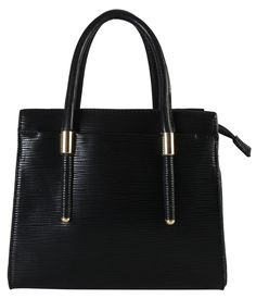 """Diophy Womens Faux Leather Zipper Closure Mini Tote Handbag OS-3312 Black. This handbag comes in 5 different colors: Pink, Purple, Turquoise, Beige and Black. 100% High Quality Faux Leather, Zipper closure. High Quality Fabric Lined Interior with Multiple Interior Pockets. 1 cellphone pocket, 1 zipper pocket. Approximate Size info: Length 7.4"""" x Width 3.6"""" x Height 6.2"""" Material: PU Faux Leather. Color showing in other color is to show the different variation angles of the handbag. The..."""