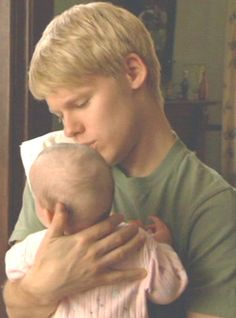 Randy Harrison as Justin with Jenny Rebecca on Queer as Folk ❤