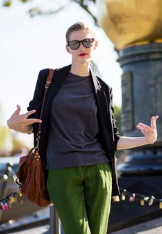 Your Guide to Dressing Normcore This Fall via @WhoWhatWear