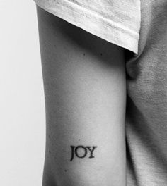 50 Small Tattoo Placement Ideas - JOY