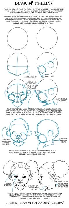 Child Drawing Tutorial by pseudocide335 on DeviantArt