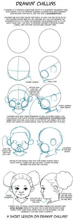 how to draw dreadlocks step by step