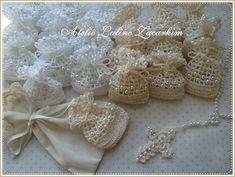 Crochet Sachet, Crochet Pouch, Crochet Diy, Crochet Cross, Crochet Purses, Crochet Gifts, Filet Crochet, Crochet Motif, Crochet Stitches