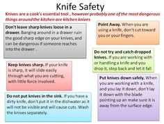 Download this GCSE PowerPoint presentation on catering to help your pupils revise risks and hazards in the kitchen #ChildSafetyWeek