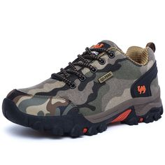 2017 New Hiking Shoes Men Outdoor Trekking Sneakers Couples Autumn Winter Mountain Boots Men Women Camo. Click visit to buy #Hiking #Shoes #HikingShoes