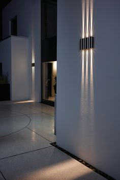 Sunkiss wall lantern LED || Philips
