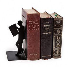 boekensteun The Reader - Hoogte: 17 cm Breedte: 10 cm Diepte: 8 cm - €12,50 (voor-thuis.nl)