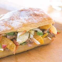 Pork Salad Sandwiches Recipe | Food Recipes - Yahoo! Shine