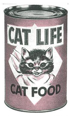 cat food copycat