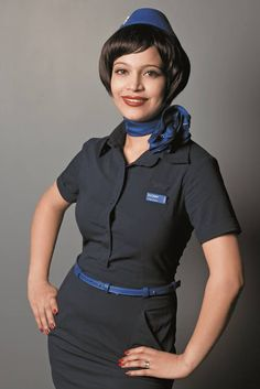 IndiGo air uniform