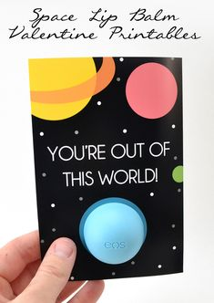 Free Outer Space Valentines + More Fun Creative Free Valentine Printables!!