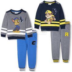 Boys Girls Kids Paw Patrol Tracksuit Jogging Jog suit Outfit Set New age 2-6yrs