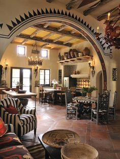 Spanish style on pinterest spanish colonial spanish for African kitchen design
