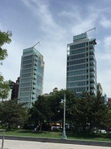 さとうあつこのハワイ不動産: NY Perry St / Richard Meier Towers
