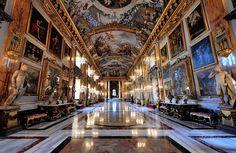 Roma-Palazzo Colonna (Sala Grande Galleria)