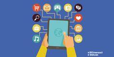 L'uso di #Internet dal #tablet è meno del 5% a livello globale - #mobile